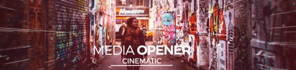 Cinematic Media Opener